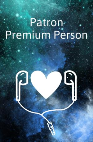 Patron Premium Person